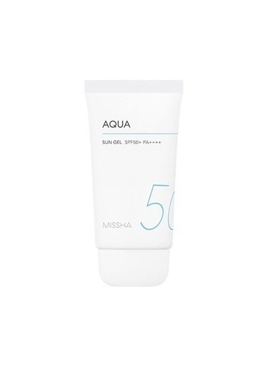 Missha All Around Safe Block Aqua Sun Gel Spf50+/Pa++++ Renksiz